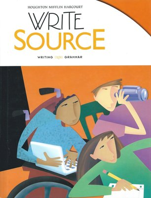 (Textbook) Write Source: Hardcover G11 ISBN 9780547485102
