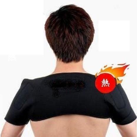 自發熱磁石保健型運動護肩保暖消除疲勞