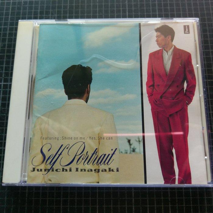 ※藏樂小舖※ (日文CD) 稻垣潤一~self portrait (日版)