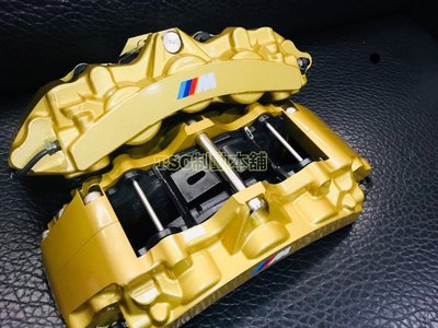 【TSC制動本舖】售:BMW 420i 430i 440i 類GT超大六活塞卡鉗//可搭配雙片式固定碟or全浮動碟