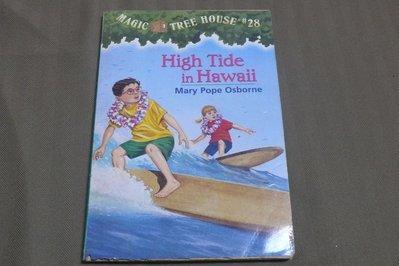 【彩虹小館fff】英文童書~High Tide in Hawaii