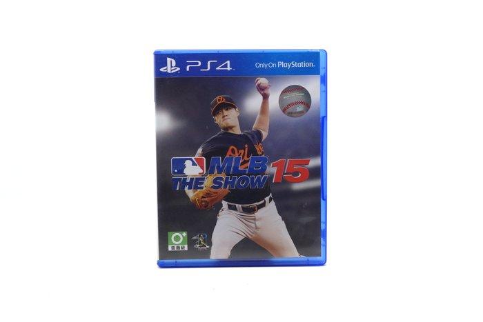 【橙市青蘋果】PS4:美國職業棒球大聯盟 MLB The Show 15 英文全區版 #39192