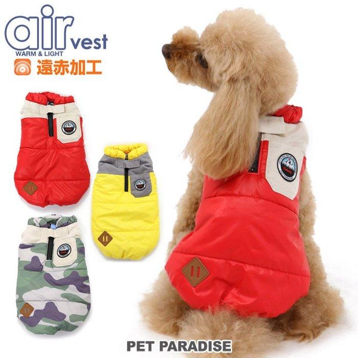 貝果貝果 日本 Pet Paradise 防風保暖鋪棉外套 // 臘腸 DM 大狗 [D13347]