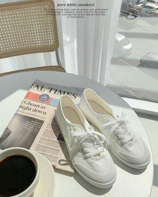 Empress Z 【2392】正韓超好穿小白鞋