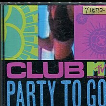 *還有唱片行* CLUB MTV PARTY TO GO VOLUME ONE 二手 Y1572