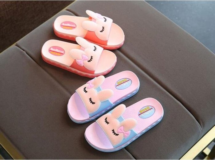 女童拖鞋兒童防滑一字拖涼拖