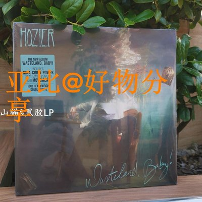 亚比@好物分享 客訂 Hozier Wasteland Baby 黑膠2LP 藝術品般的專輯 越聽越好聽