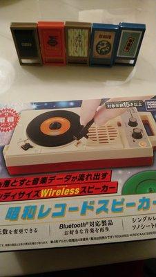 現貨 Takara Tomy 日本正版 昭和系列 復古黑膠唱機
