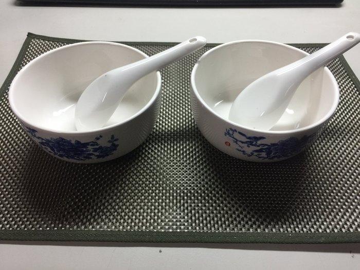 全新青花瓷碗