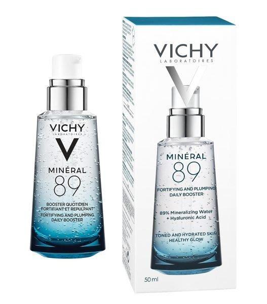 NETSHOP 薇姿 VICHY 2017明星新品 M89 火山能量微精華50ml 全新公司貨 買就送品牌試用包