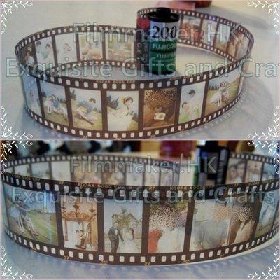回憶膠卷 filmmakerhk DIY 情侶 birthday gift 情人節禮物 週年禮物 生日禮物 聖誕節禮物