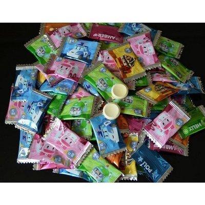 現貨 韓國 波力 TAYO 維他命糖果 維他命C 維他命D糖 水蜜桃 草莓 隨機出貨 (散裝) 1顆2元