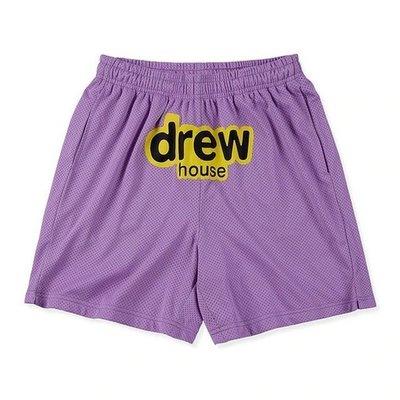 【POP】Drew House 19SS Mesh Shorts 網洞 短褲