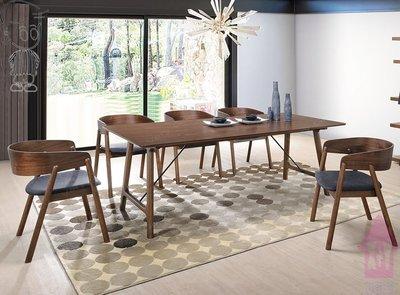 【X+Y時尚精品傢俱】 現代餐桌椅系列...