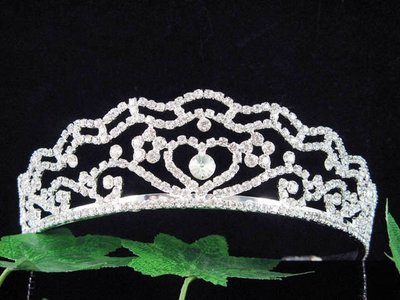 結婚飾物;結婚頭飾;新娘婚禮配件;新娘髮飾;婚禮頭飾;BRIDE BAND;BRIDAL HEADPIECE; WEDDING TIARA COMB #109