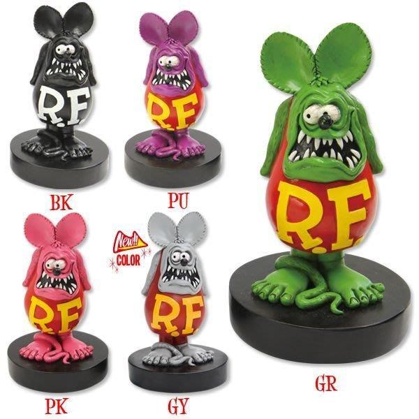 (I LOVE樂多)RAT FINK Bobbing Dolls屁股搖擺老鼠芬克公仔L尺寸 RF值得你收藏