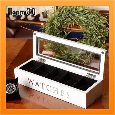 手錶盒展示盒實木展示盒收納盒飾品盒手環...