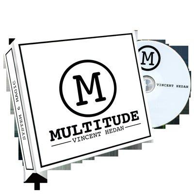 【天天魔法】【1926】千變萬化牌~Multitude by Vincent Hedan