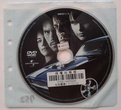 玩命關頭4 Fast & Furious4 /  保羅沃克 馮迪索
