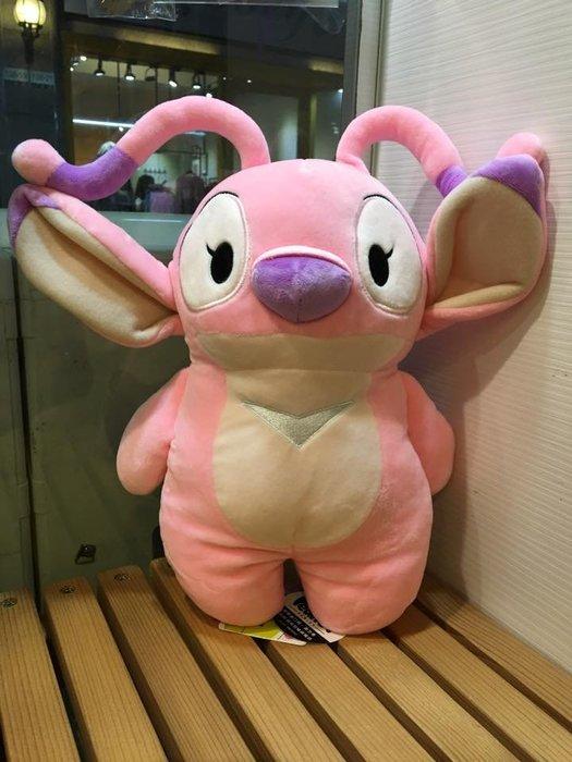 阿虎會社【D - 926】正版 迪士尼 星際寶貝 安琪 安琪拉 花生造型 麻糬 約30公分 現貨