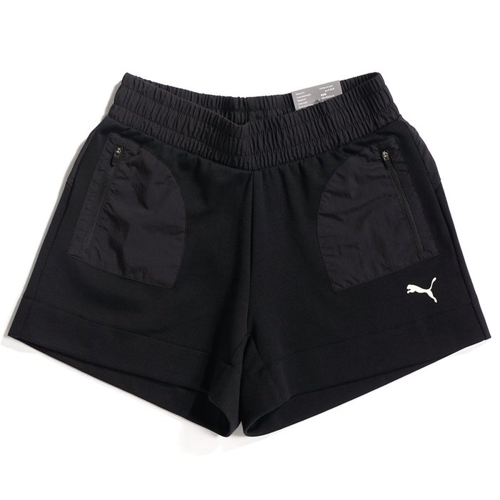 【hank40a】PUMA 女款 基本系列 Evostripe 短褲 運動短褲 84405901-M