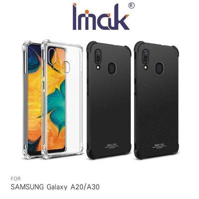 【愛瘋潮】Imak SAMSUNG Galaxy A20 / A30 全包防摔套(氣囊) 軟殼 背殼 TPU保護套