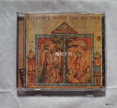Sixpence none the richer 啷噹六便士合唱團 同名專輯