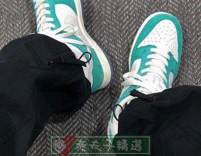 NIKE Dunk SB Road Sign 渦輪綠 麂皮 時尚 鮮艷 低筒 籃球鞋 CZ6501-101 男女鞋
