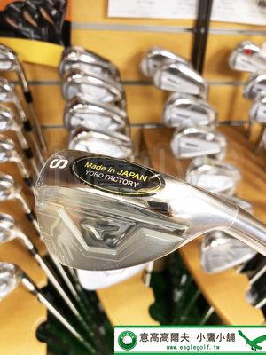 [小鷹小舖] Mizuno Golf JPX 200X 美津濃 高爾夫 挖起桿 S號 單支單賣 日本製 碳身