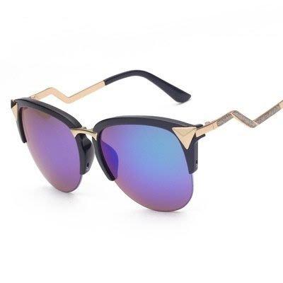 太陽眼鏡 偏光墨鏡-潮流時尚經典復古男女眼鏡配件2色73en41[獨家進口][米蘭精品]