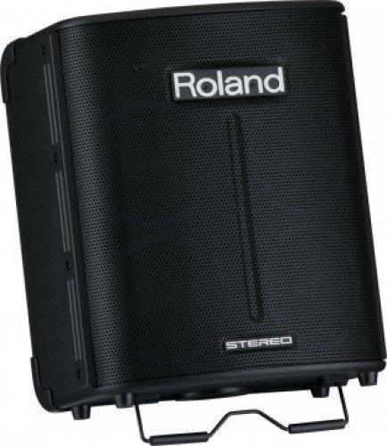 ☆ 唐尼樂器︵☆公司貨 Roland BA330 易攜式 PA 音箱/立體聲電池供電街頭藝人專用音箱(含數位效果器)
