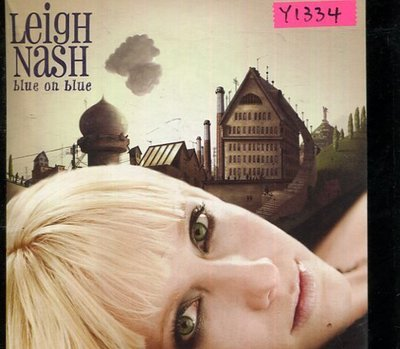 *還有唱片行* LEIGH NASH / BLUE ON BLUE 二手 Y1334