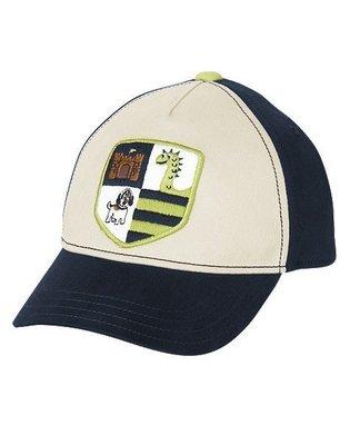 美國GYMBOREE正品 尼斯湖水怪盾圖案 棒球帽 / 鴨舌帽 2~3T...售100元 新北市