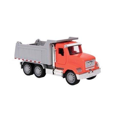 *╮叮噹玩具坊╭*美國 Battat 【Driven】Mini Dump Truck 小型自卸車/迷你卡車