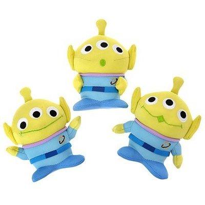 玩具總動員三眼怪玩偶3入組 三眼怪娃娃 日本迪士尼商店正版~彤小皮的遊go世界