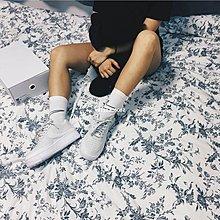 "Nike Wmns AF1 Violet Mist空軍一號 輕量低幫百搭板鞋""米白脫落勾""Ao1220-100 女鞋"