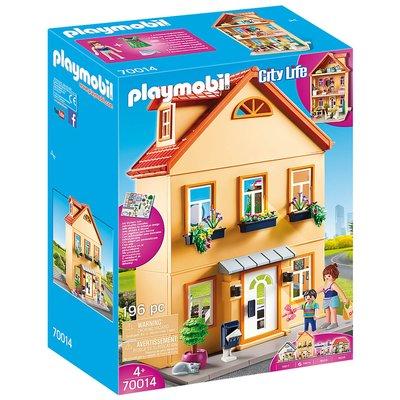 【德國玩具】摩比人 城市系列 透天別墅 playmobil( LEGO 最大競爭對手)