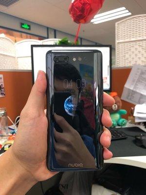 熱賣點 ZTE Nubia X  64/128/256GB雙螢幕手機 雙側邊指紋 全新