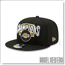 【ANGEL NEW ERA】現貨!!! 洛杉磯湖人 2020冠軍帽 Lebron James Kobe 9FIFTY