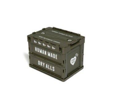 【日貨代購CITY】HUMAN MADE CONTAINER 20L OLIVE DRAB 整理箱 收納箱 收納 現貨