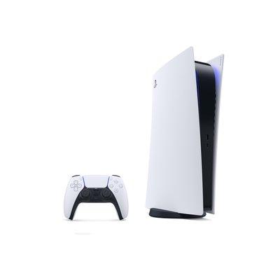 [預購] PlayStation®5 PS5 數位版主機 3/15到貨(第五波)