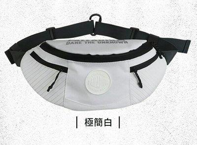 含運費888元~7-11統一超商x法國經典軍靴品牌PALLADIUM時尚潮流腰包 - 極簡白(最後一個)~原價4.5折