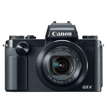《晶準數位》強力推薦Canon PowerShot G5X F1.8 1吋大感光元件.經典機(平輸貨)