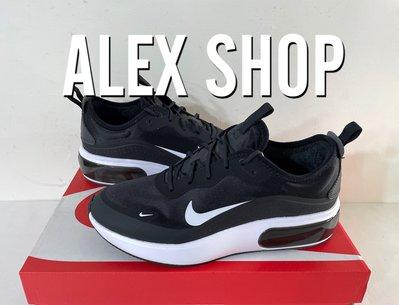艾力克斯 W NIKE AIR MAX DIA 女 CI3898-001 黑網布白勾 氣墊增高 休閒慢跑鞋 ㄇ9 重