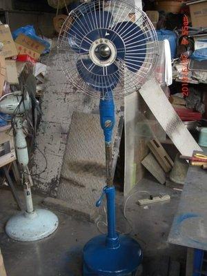 順風14吋 鐵殼(白鐵)古董電扇