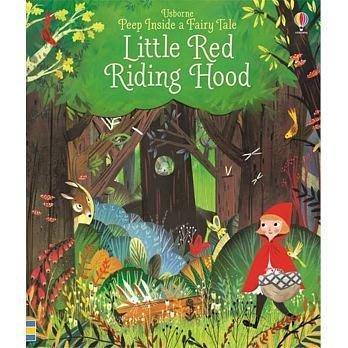 Little Red Riding Hood 小紅帽經典故事(硬頁書)