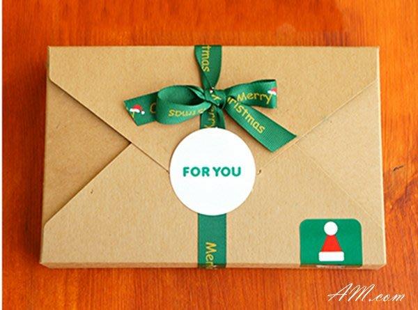 AM好時光【M63】韓式牛皮原色 信封禮品包裝盒❤婚禮小物 糖果 蛋糕西點餐盒 手工皂 餅乾袋 巧克力盒 聖誕節交換禮物