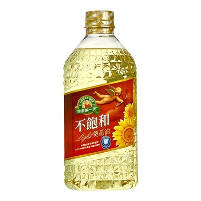 《得意的一天》不飽和葵花油(2L/瓶)