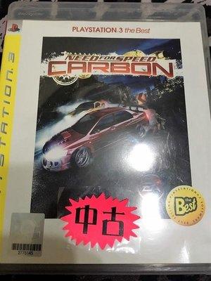 幸運小兔 PS3遊戲 PS3 極速快感 玩命山道 BEST版 卡崩山谷 Need for Speed Carbon