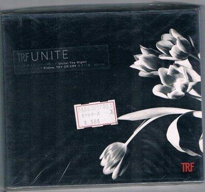 [鑫隆音樂]日本CD-TRF  UNITE - AVCD11645 /日本進口版 (全新)免競標